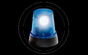 Blaulicht - Vorgehen bei Notfall und Krise